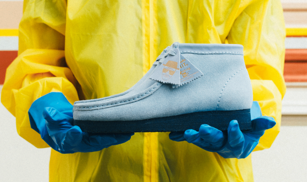 Breaking Bad: le Clarks modello Blue Sky