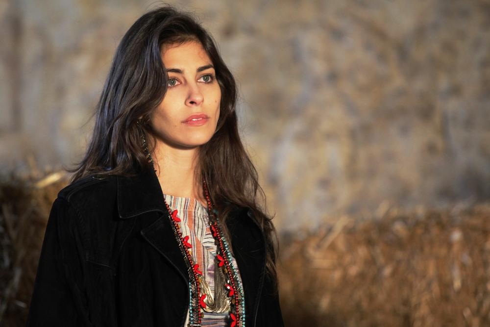Ovunque tu sarai: Ariadna Romero in una scena del film
