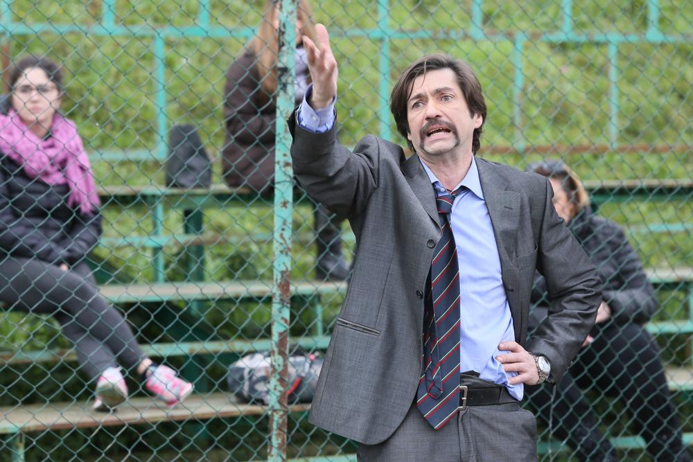 Ovunque tu sarai: Francesco Apolloni in una scena del film
