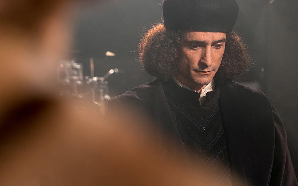 Raffaello - Il principe delle arti: Marco Cocci in una scena del docufilm