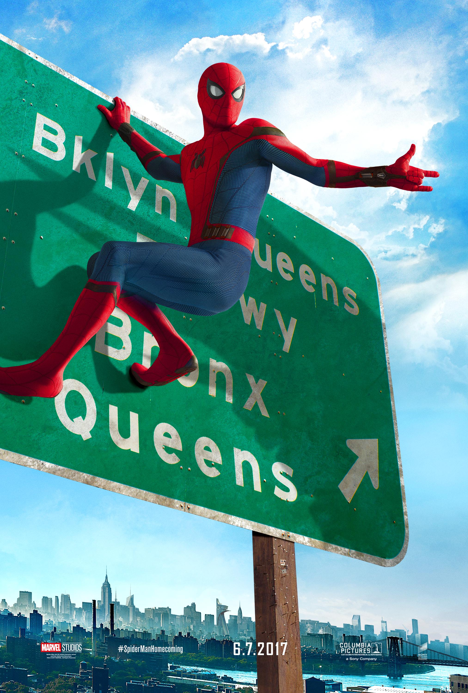 Spider-Man: Homecoming, una nuova locandina del film