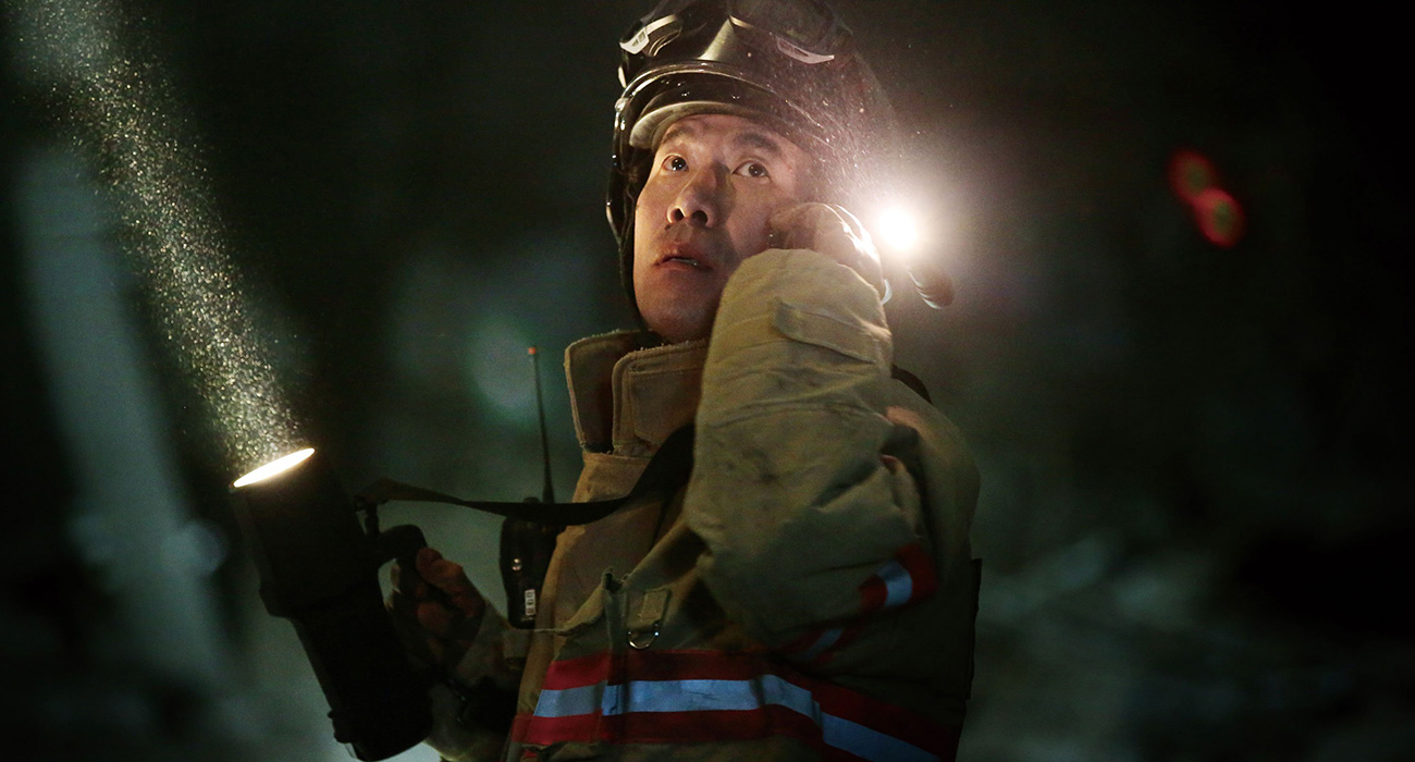 The Tunnel: Oh Dal-su in una scena del film
