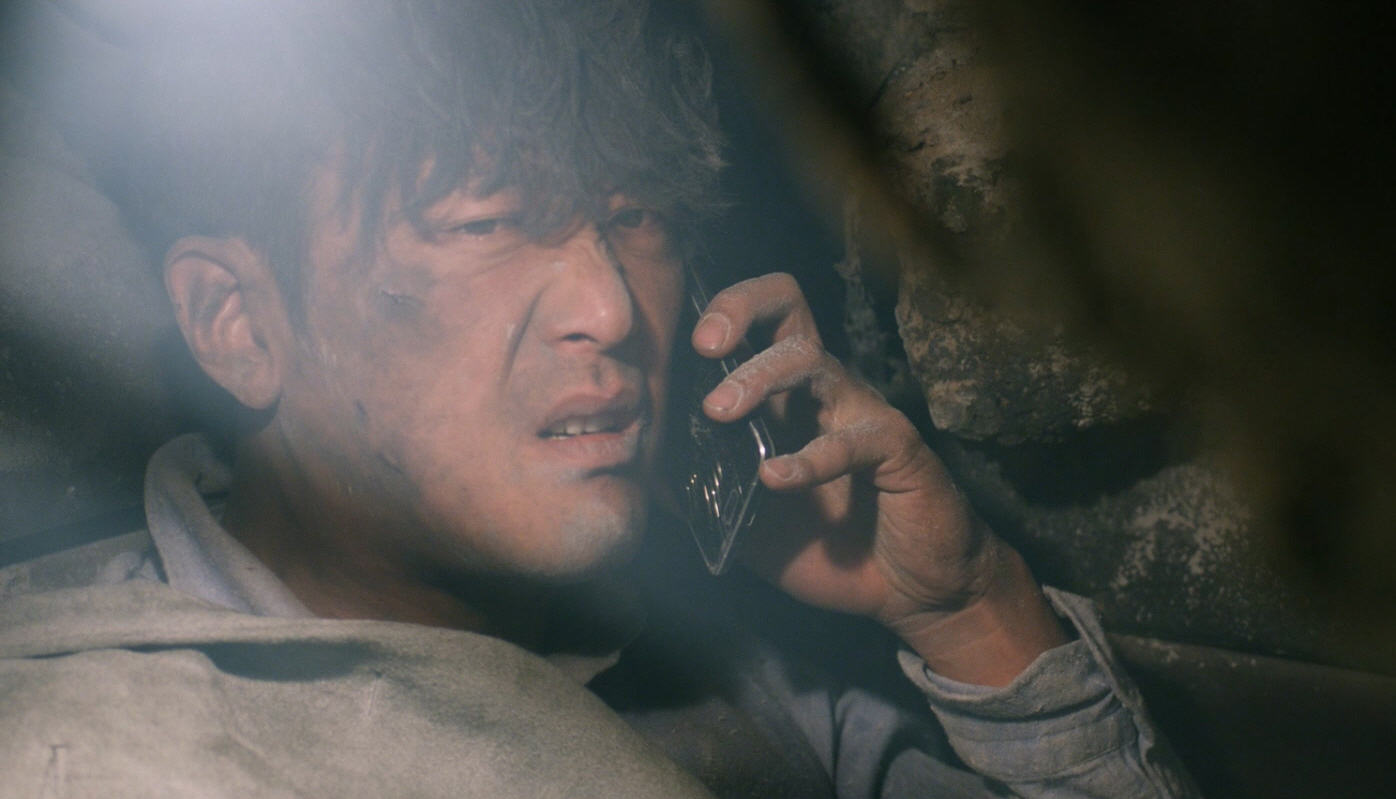 The Tunnel: un primo piano di Ha Jung-woo
