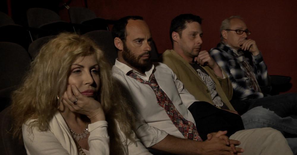 Altin in città: una scena del film italiano