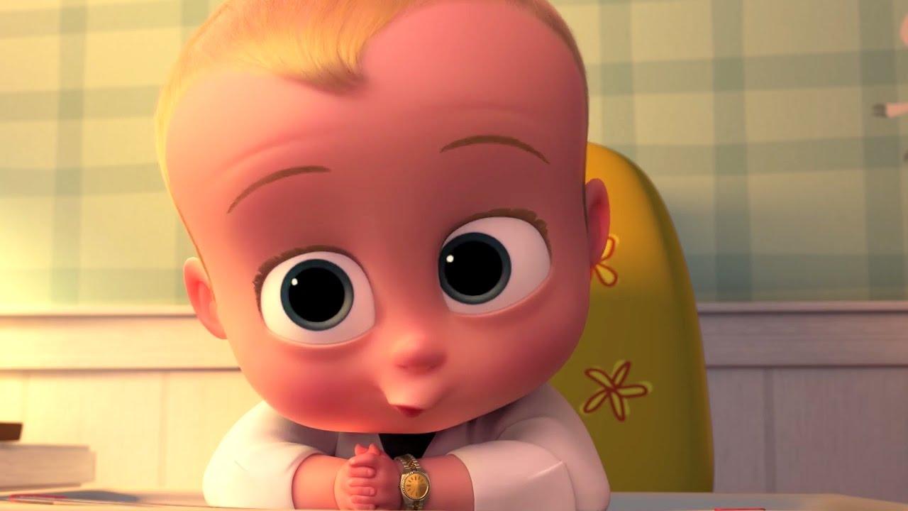 Baby Boss: un momento del film d'animazione