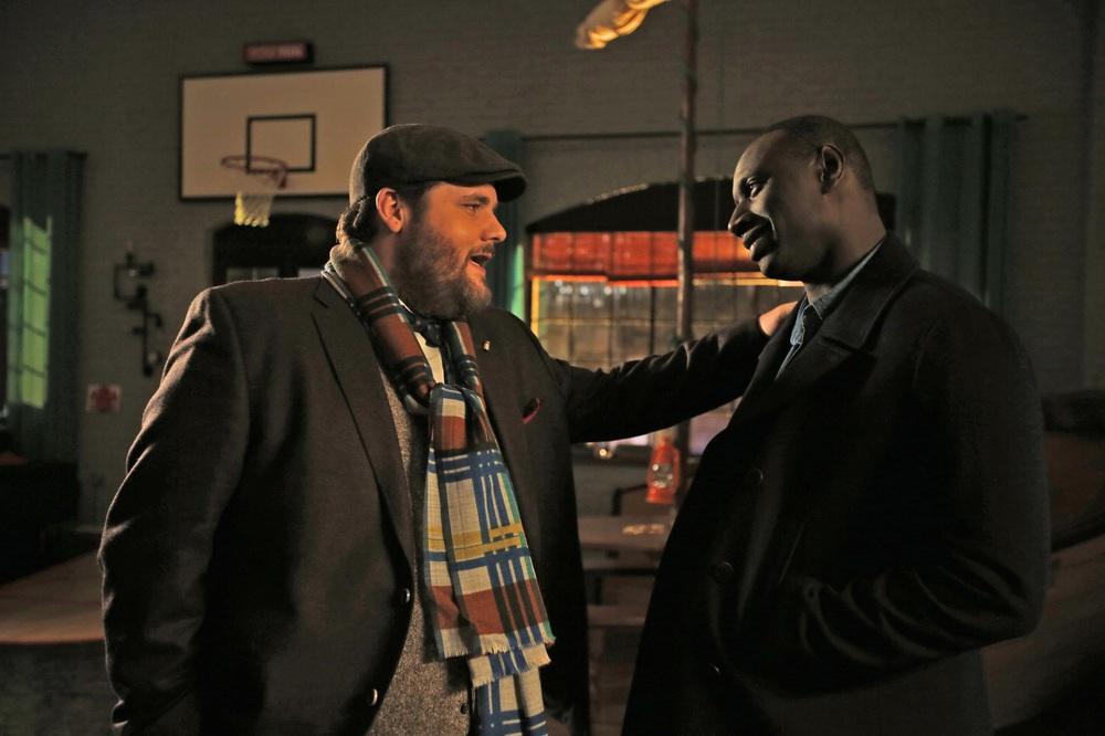 Famiglia all'improvviso - Istruzioni non incluse: Omar Sy e Antoine Bertrand in un'immagine del film