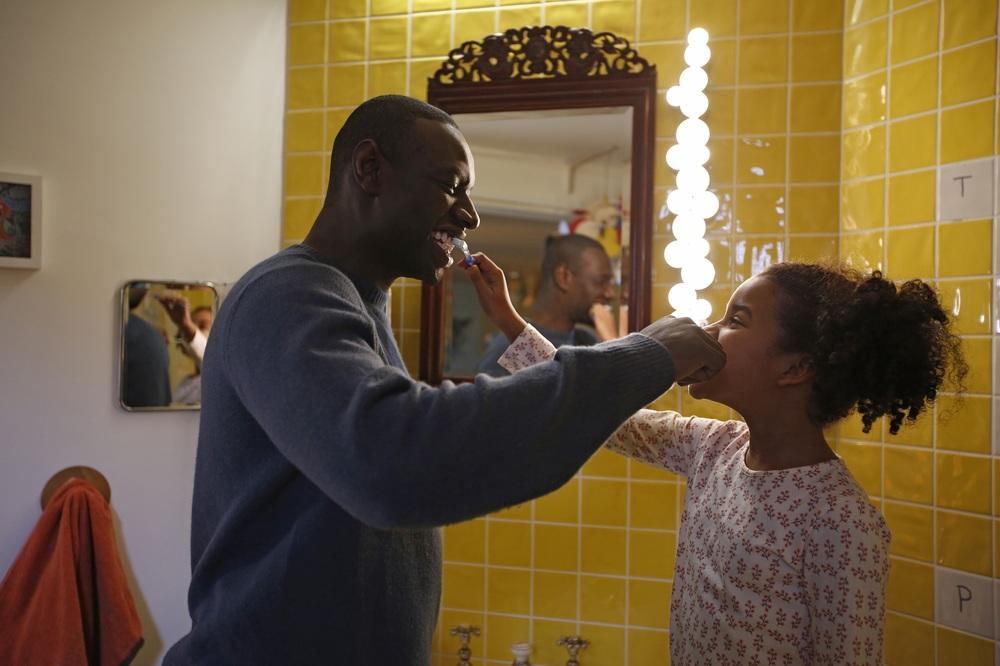 Famiglia all'improvviso - Istruzioni non incluse: Omar Sy e Gloria Colston in un'immagine del film