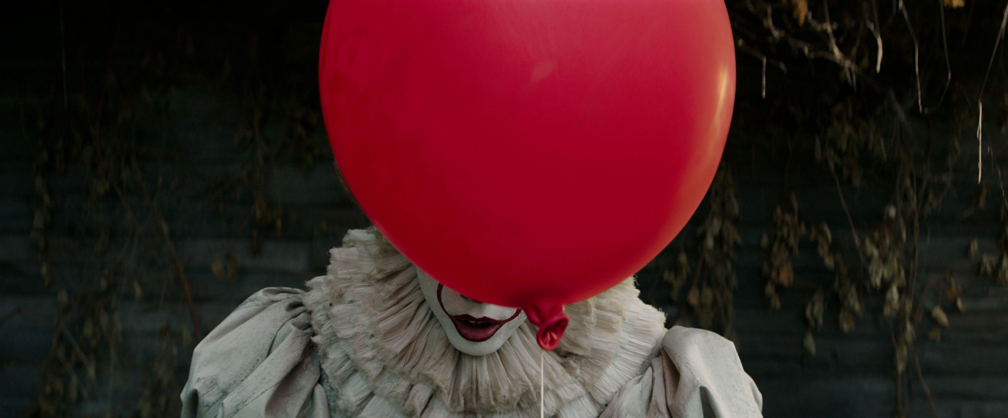 It: un'inquietante foto del film