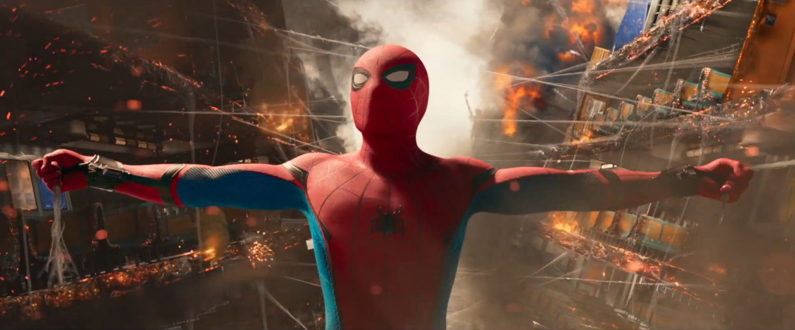 Spier-Man: Homecoming: Tom Holland nel nuovo trailer del film