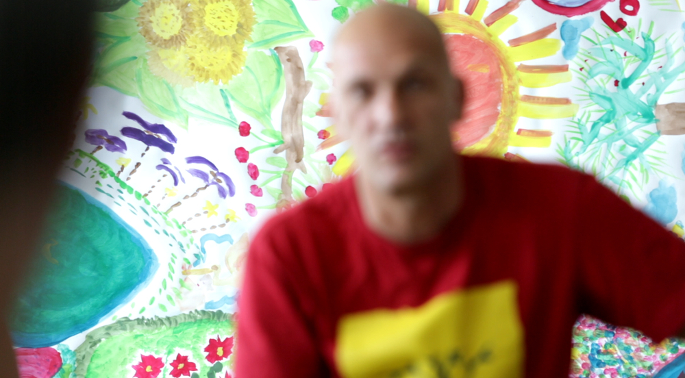Un altro me: un'immagine tratta dal documentario