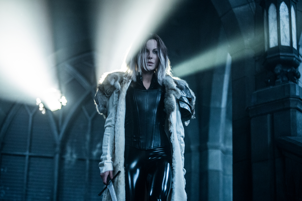 Underworld - Blood Wars: Kate Beckinsale in una scena del film