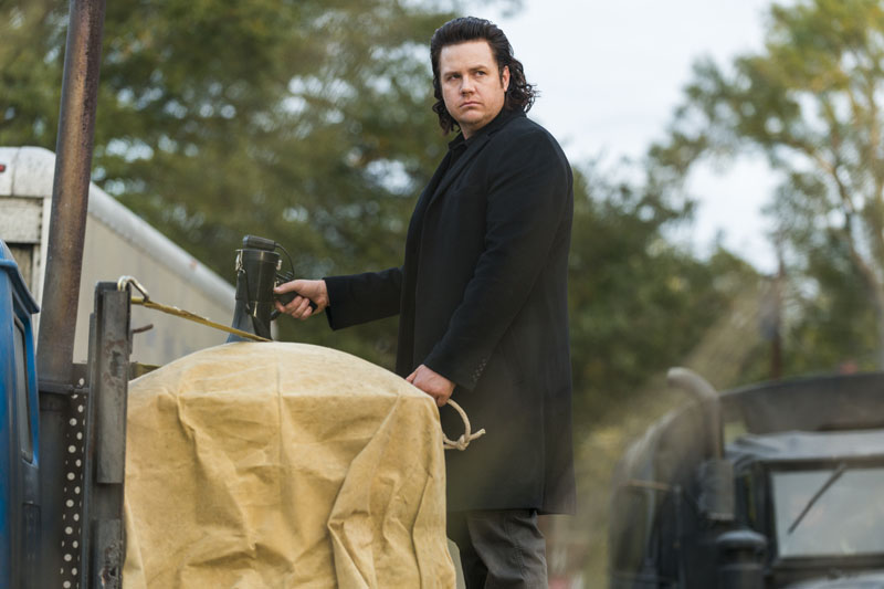 The Walking Dead: Josh McDermitt intepreta Eugene in The First Day of The Rest of Your Life