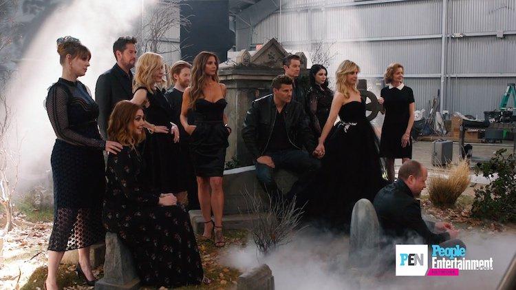 Buffy: la reunion del cast