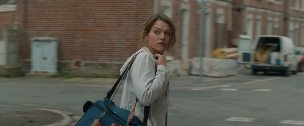 A casa nostra: Émilie Dequenne in una scena del film