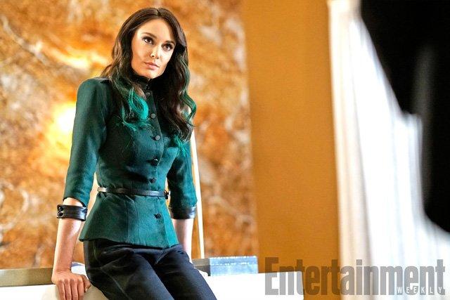 Agents of S.H.I.E.L.D.: Mallory Jansen nel ruolo di Madame Hydra