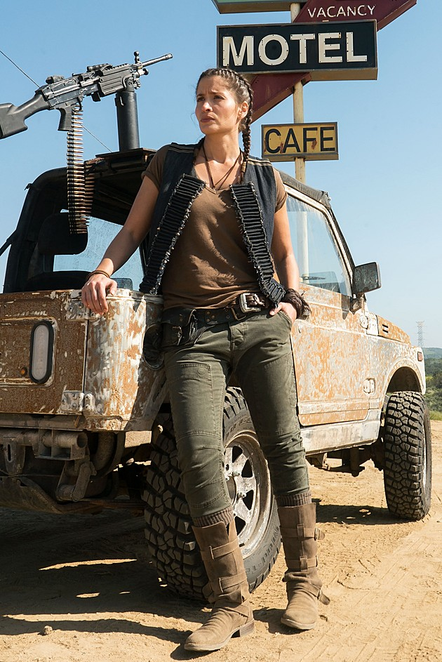 Fear the Walking Dead: un'immagine di Mercedes Mason