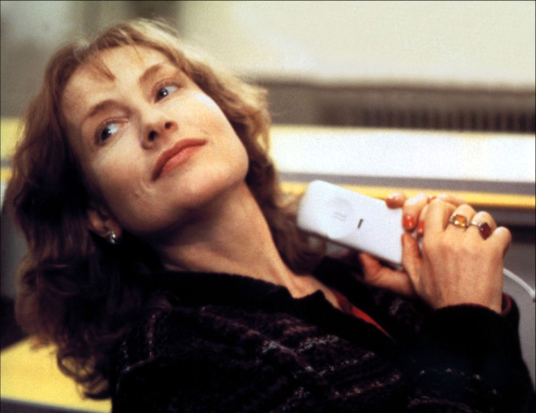 Il buio nella mente: Isabelle Huppert in una scena del film