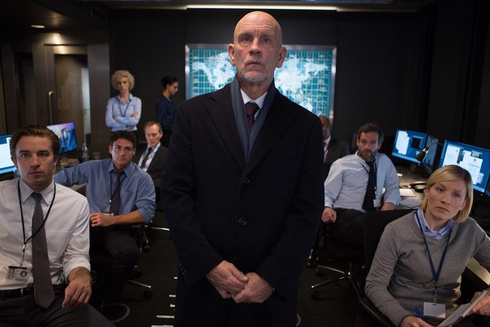 Codice Unlocked - Londra sotto attacco: John Malkovich in una scena del film