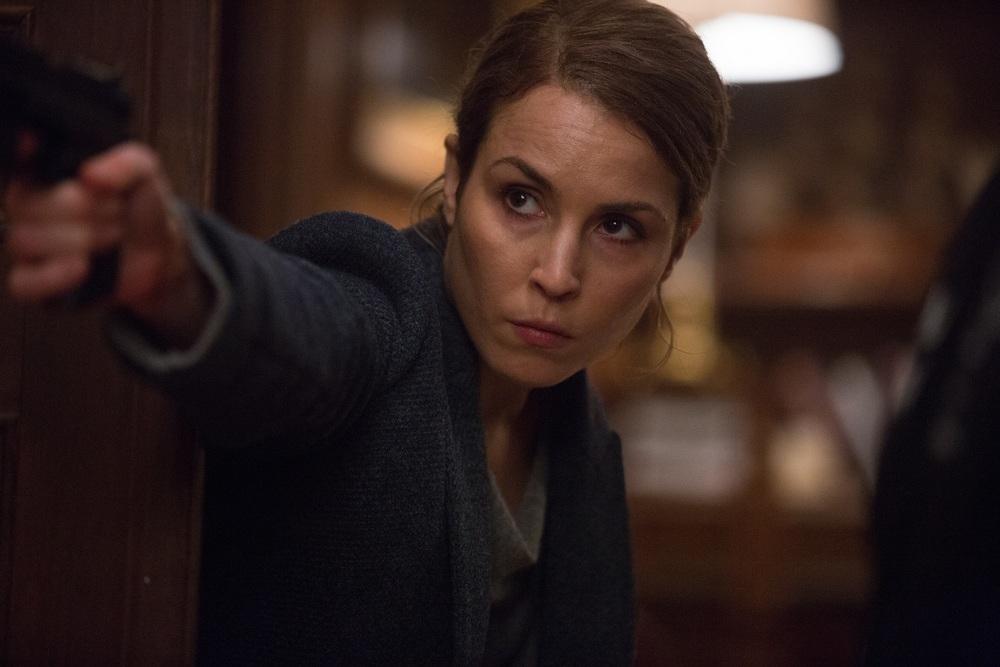 Codice Unlocked - Londra sotto attacco: Noomi Rapace in una scena del film