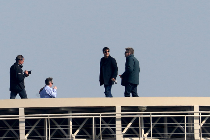 Mission: Impossible 6 - Una foto dal set