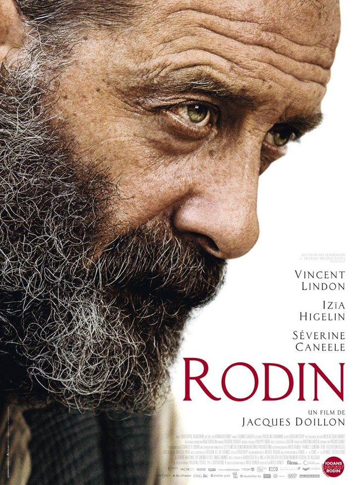 Locandina di Rodin