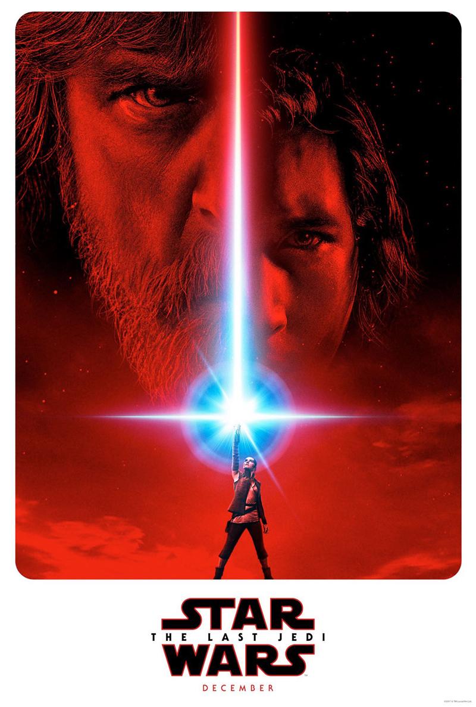 Star Wars: The Last Jedi, il poster del film