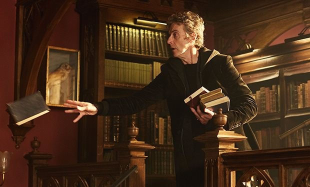 Doctor Who: una sequenza dell'episodio The Pilot