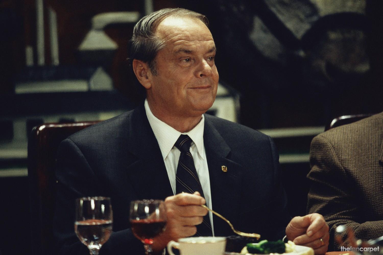 A proposito di Schmidt: Jack Nicholson in una scena del film