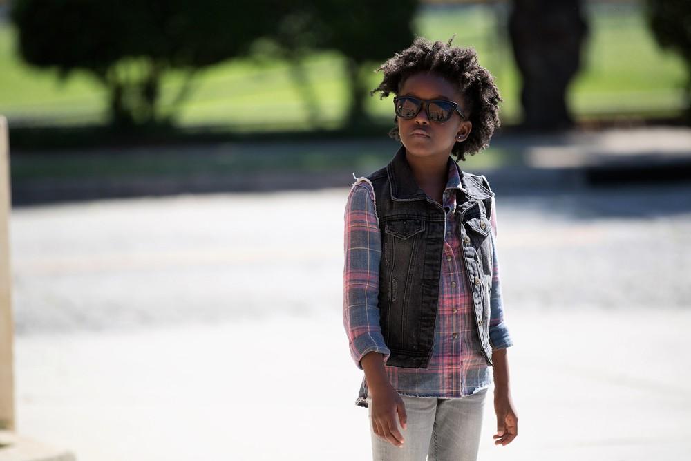 Adorabile nemica: AnnJewel Lee Dixon in una scena del film