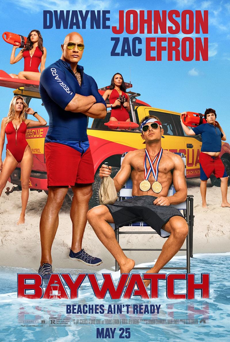 Baywatch: un nuovo poster del film