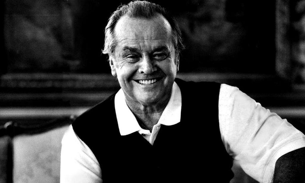 Un'immagine che ritrae Jack Nicholson
