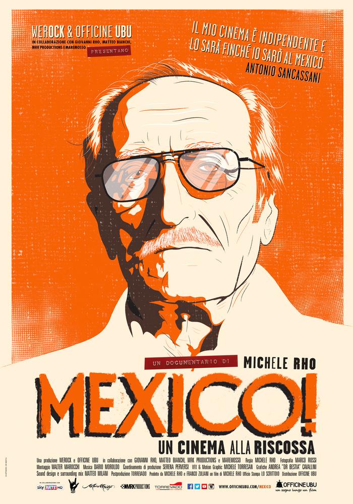Locandina di Mexico! Un cinema alla riscossa