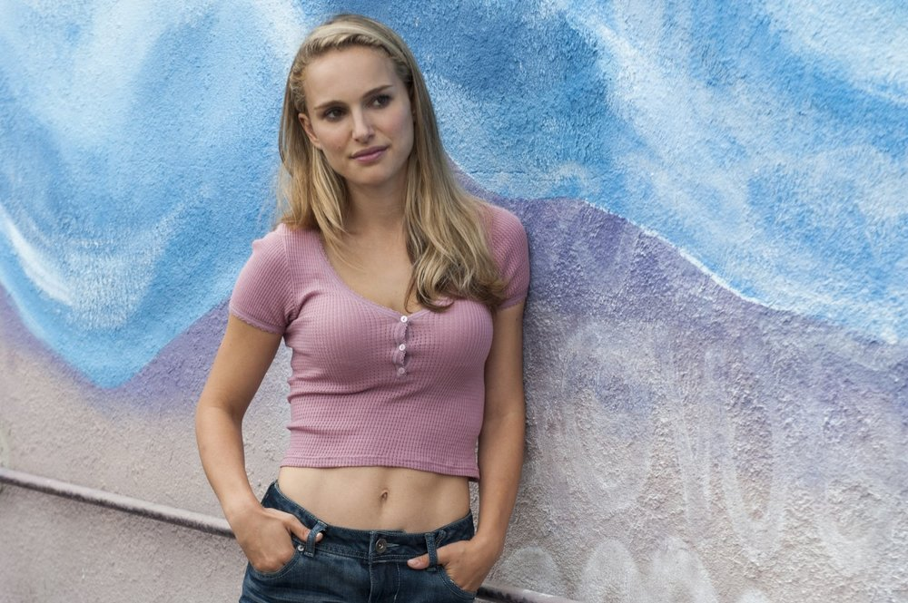 Song to Song: Natalie Portman in una scena del film