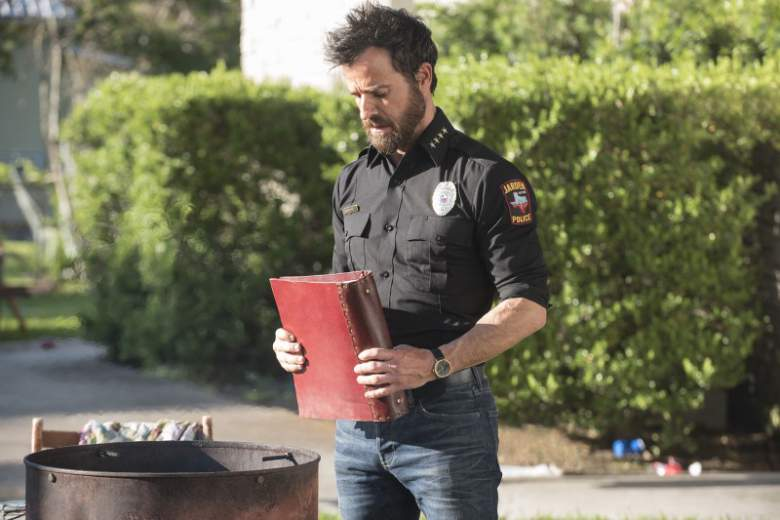 The Leftovers: Justin Theroux in una foto di The Book of Kevin