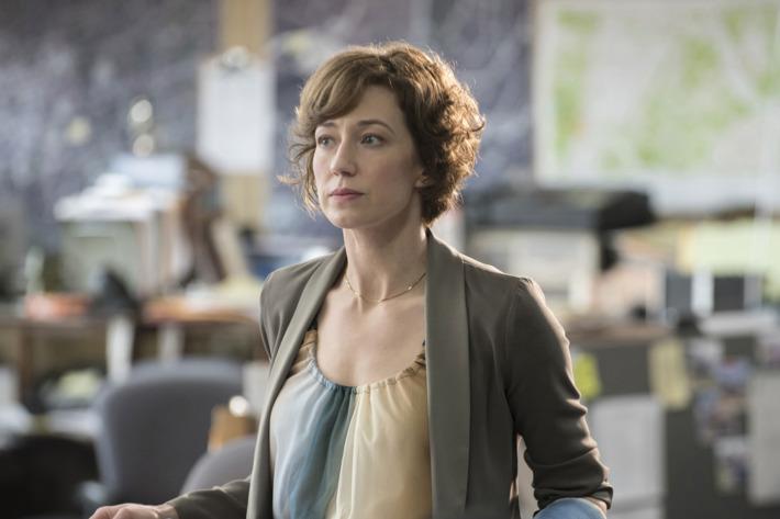 The Leftovers: Carrie Coon in una foto della terza stagione