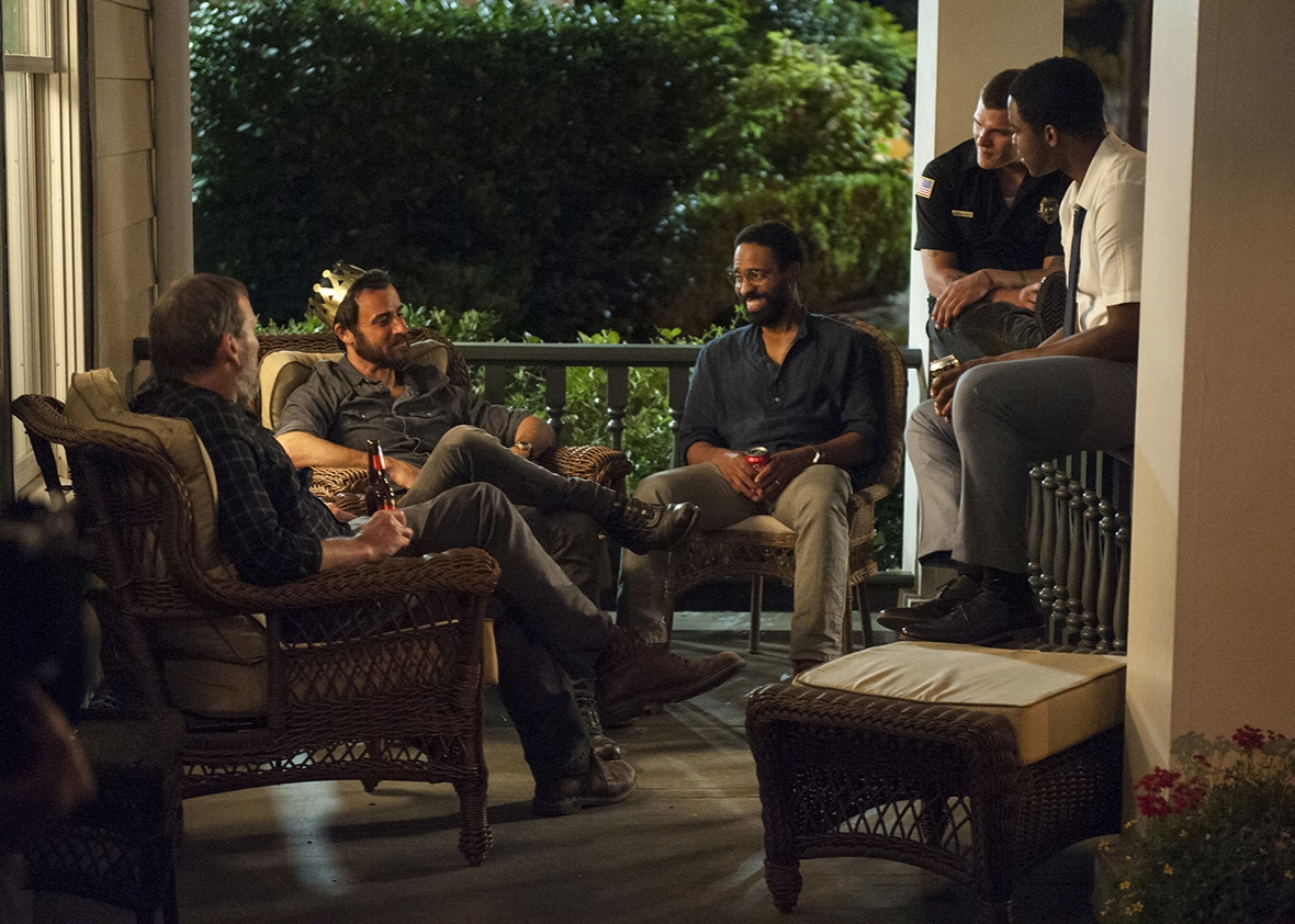 The Leftovers: una foto dei protagonisti