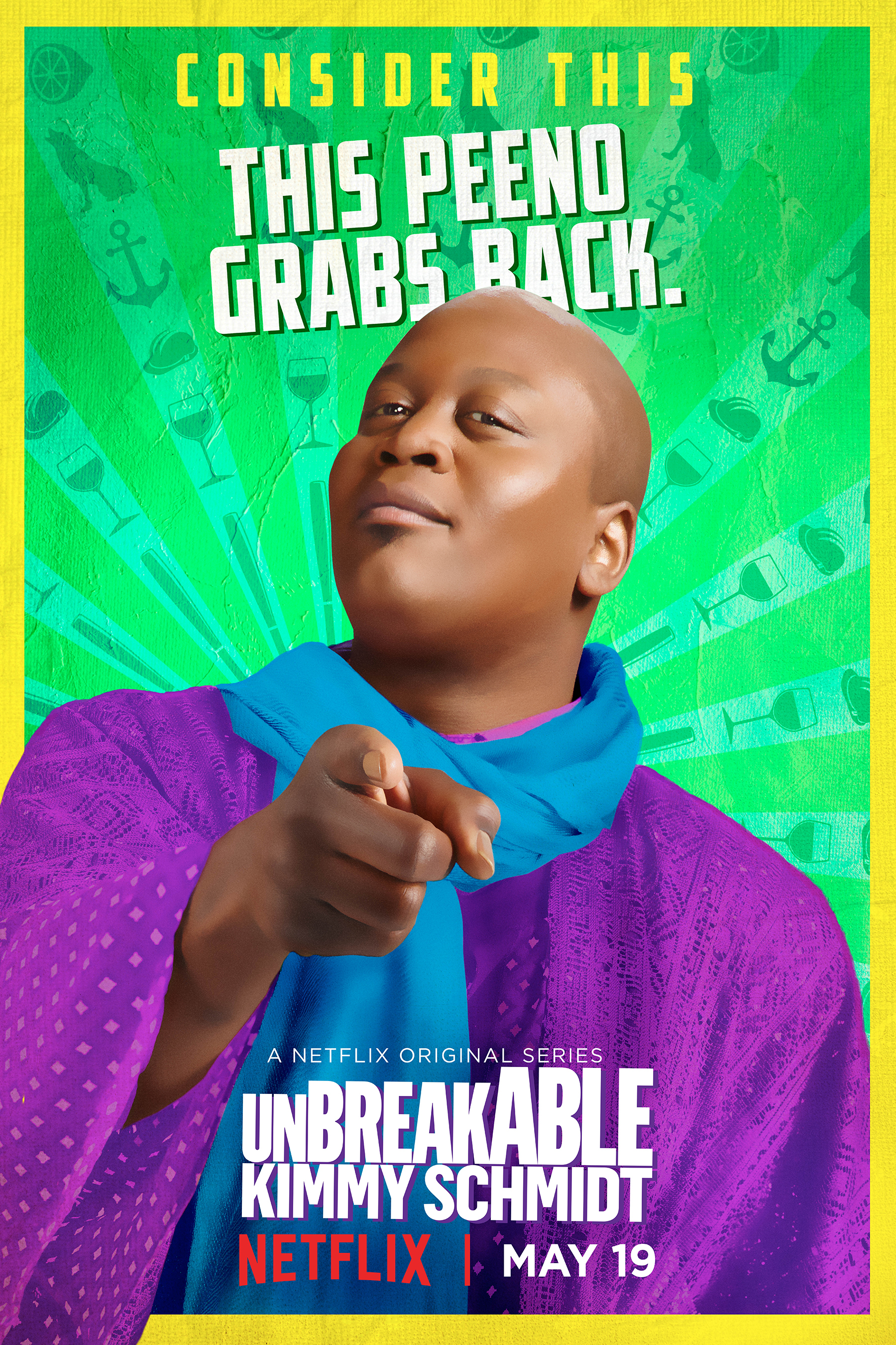 Unbreakable Kimmy Schmidt: il character poster di Titus