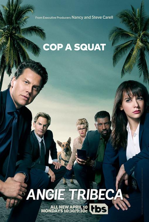 Angie Tribeca: un poster per la nuova stagione