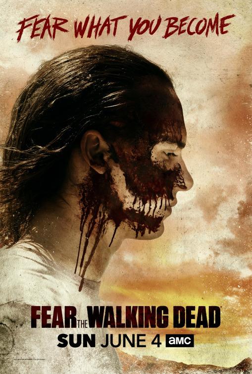 Fear the Walking Dead: il poster della terza stagione