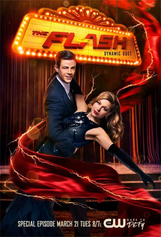 The Flash: il poster dell'episodio Duet