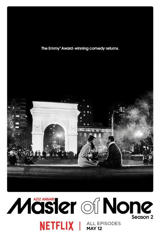 Master of None: il poster della seconda stagione