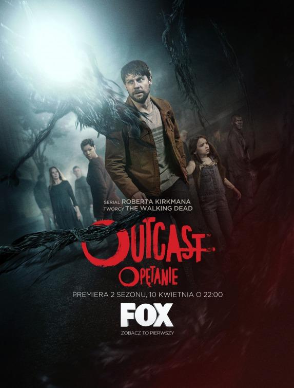 Outcast: il poster della seconda stagione