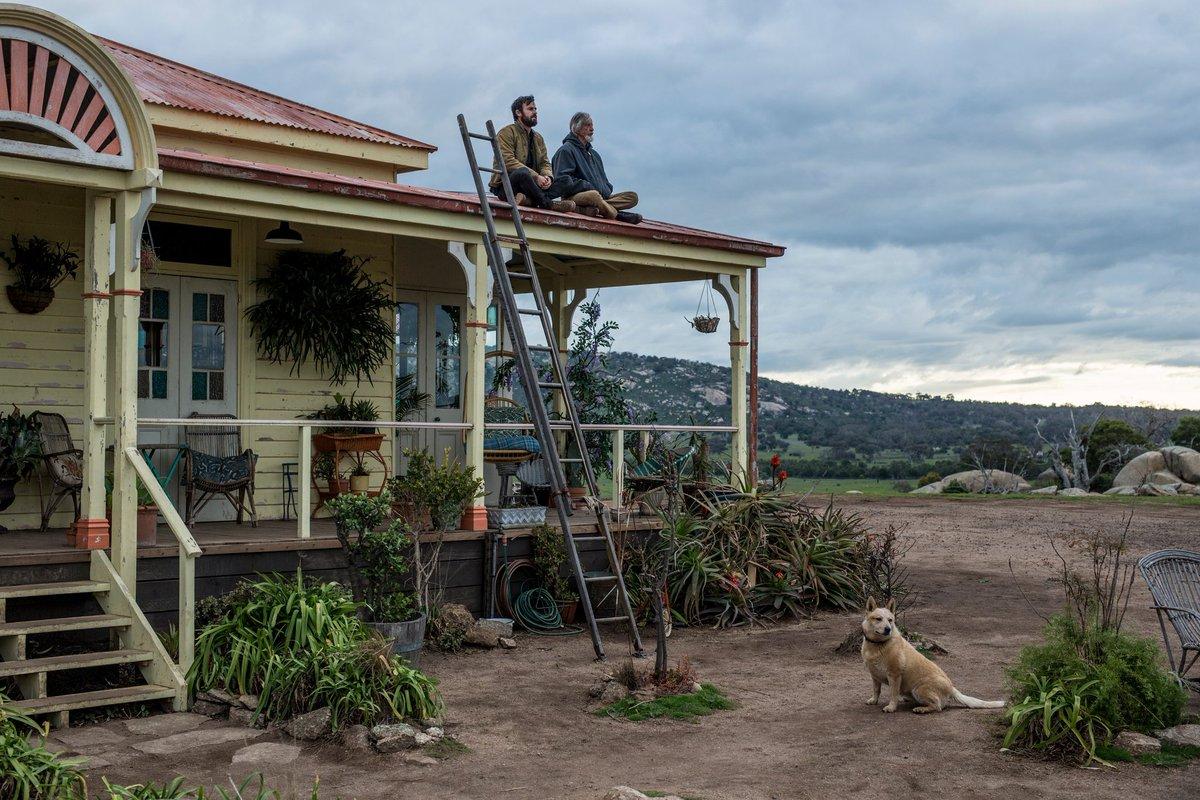 The Leftovers 3: Justin Theroux e Scott Glenn nella prima foto