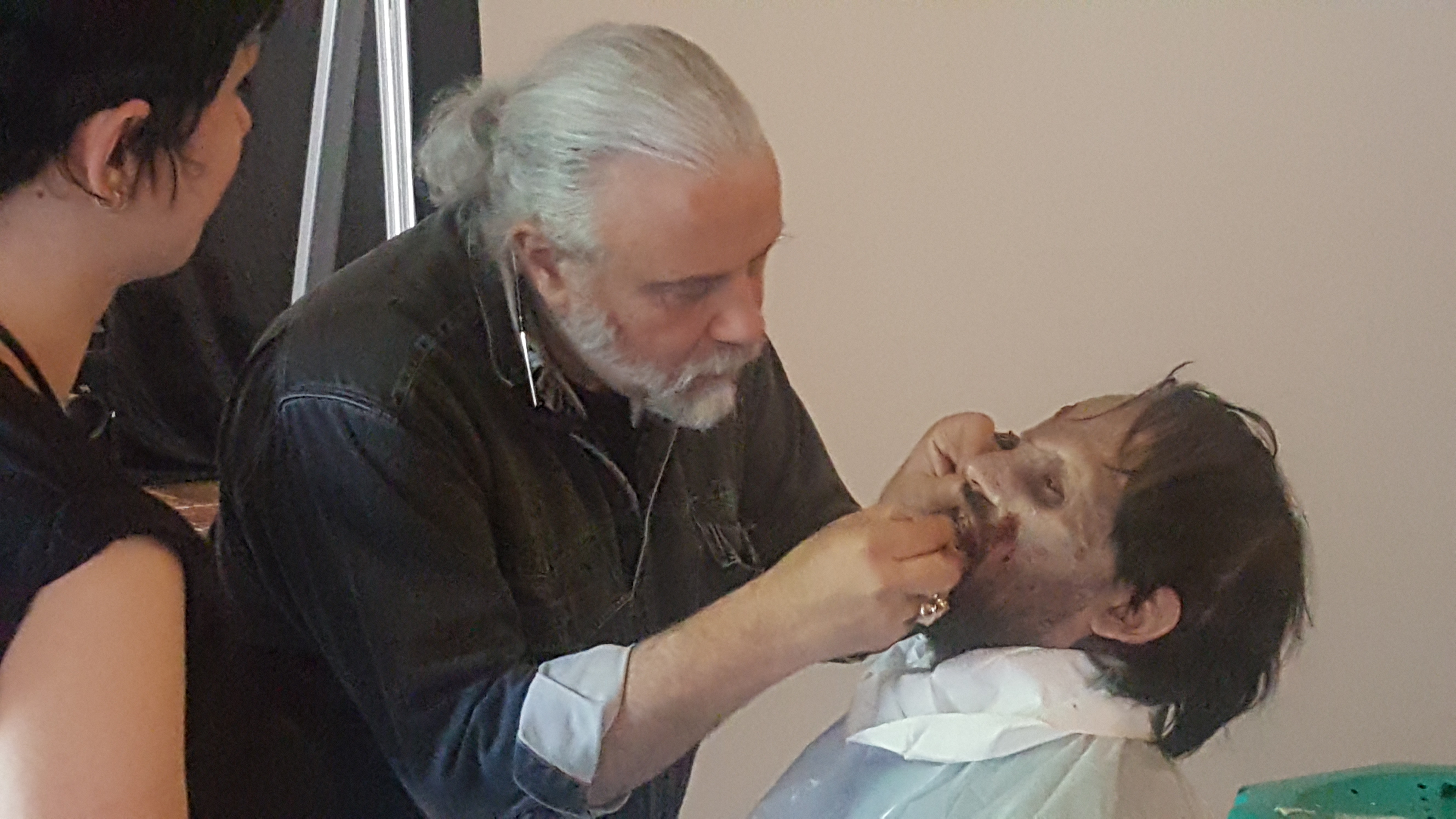 Sergio Stivaletti al FiPiLi Horror Festival