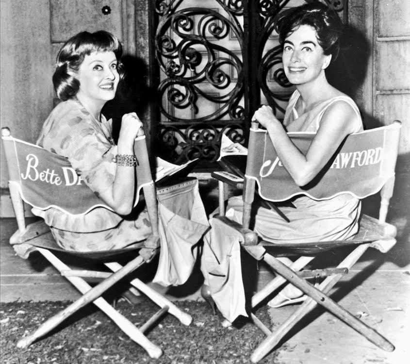 Feud: Le vere Bette Davis e Joan Crawford