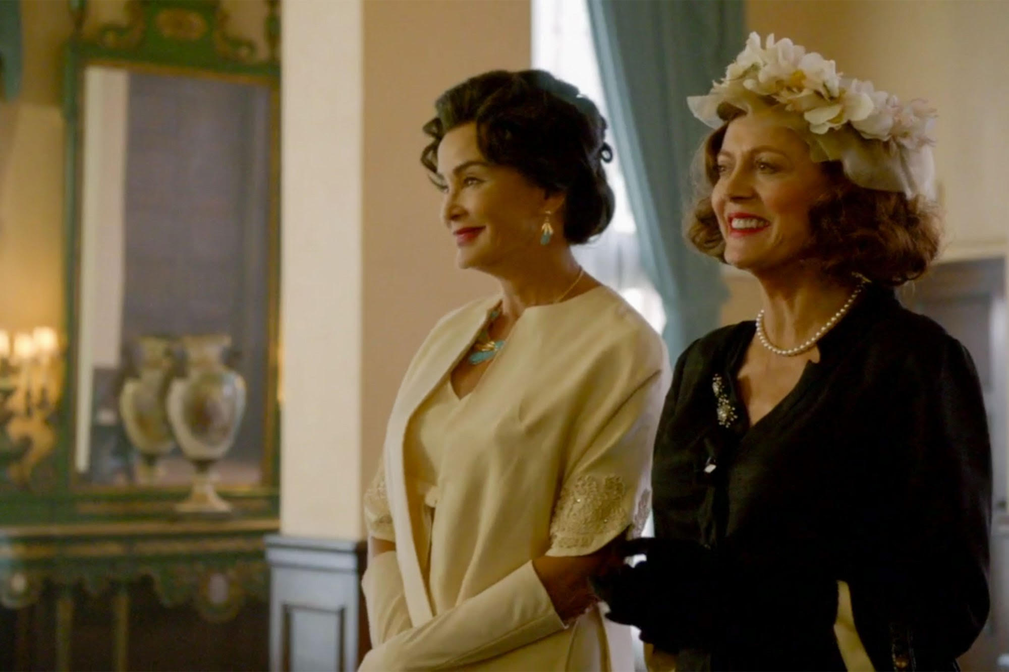 Feud: Jessica Lange e Susan Sarandon insieme nella prima stagione