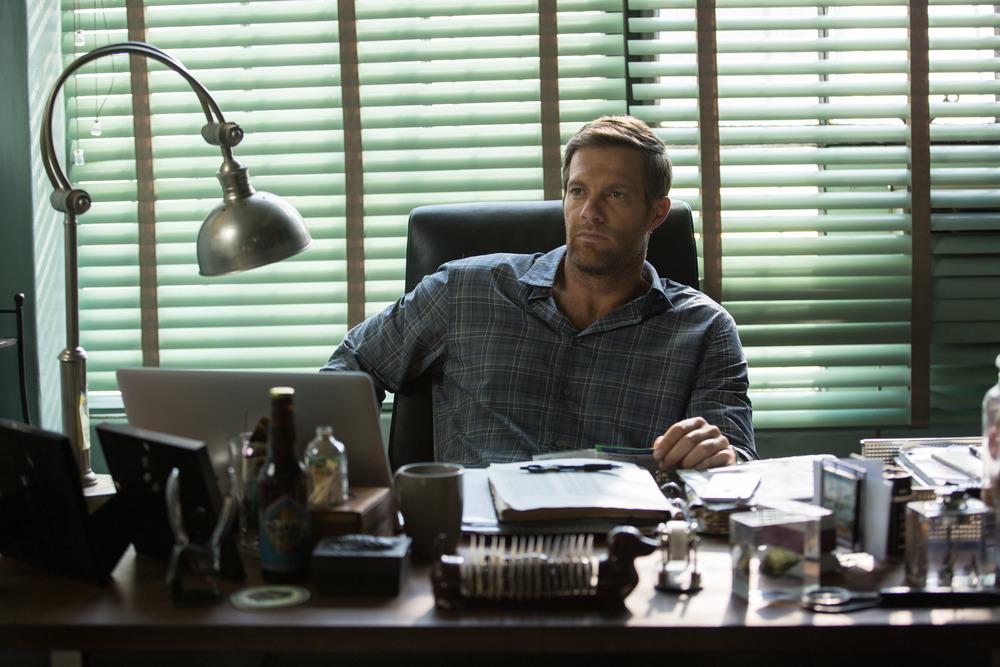 L'amore criminale: Geoff Stults in una scena del film