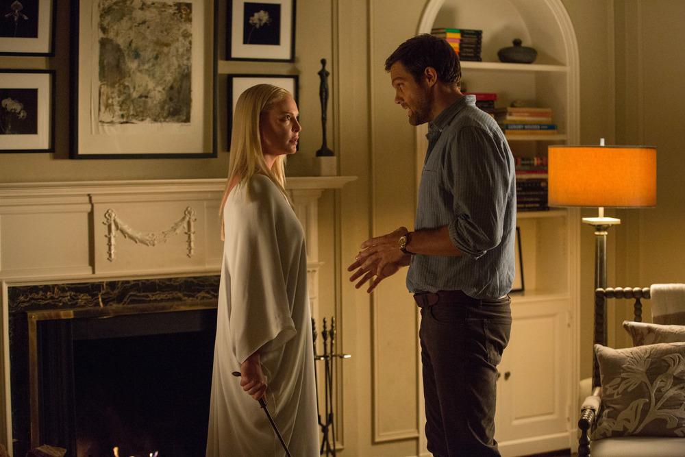 L'amore criminale: Katherine Heigl e Geoff Stults in una scena del film