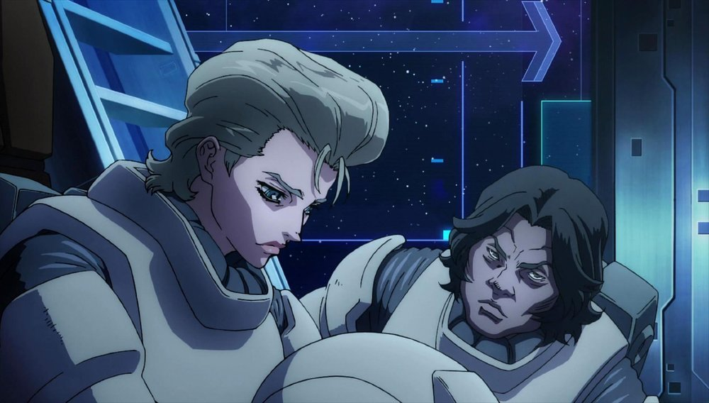 Mobile Suite Gundam Thunderbolt: December Sky, un'immagine del film animato