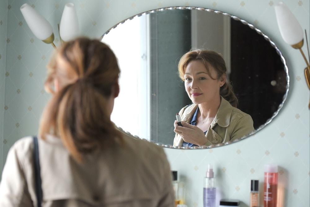 Quello che so di lei: Catherine Frot in un momento del film